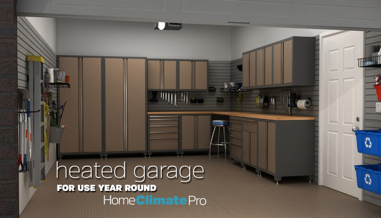 Garage Heating Home Climate Pro