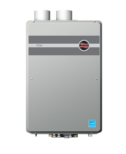 Ruud tankless hot water heater